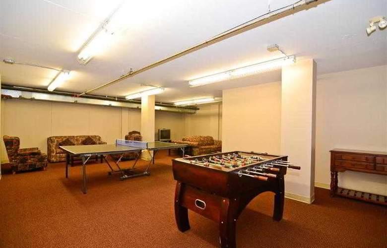 Best Western Plus Pocaterra Inn - Hotel - 85