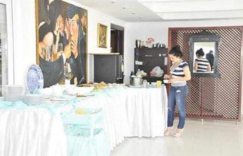 Adalia Hotel - Restaurant - 12