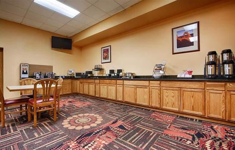 Best Western Red Hills - Restaurant - 92