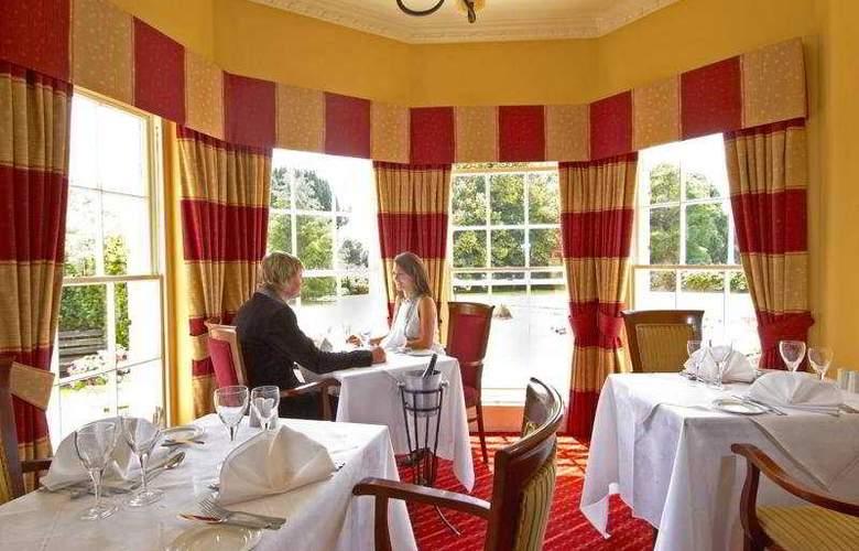 Hilton Avisford Park - Restaurant - 11
