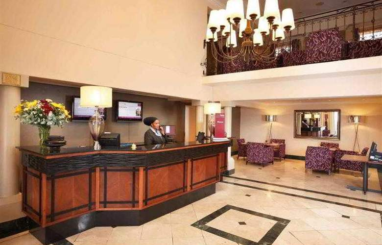 Mercure Johannesburg Midrand - Hotel - 12
