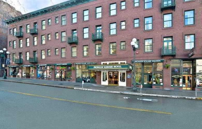 Best  Western Plus Pioneer Square - Hotel - 18