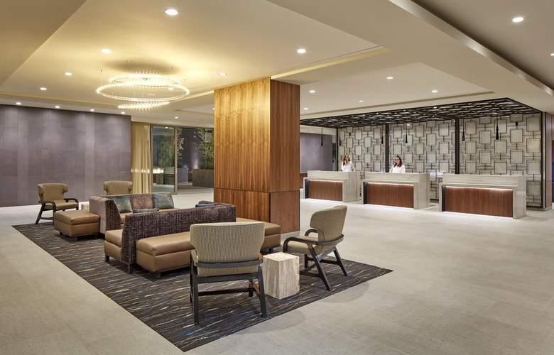 Hilton Garden Inn San Diego Downtown/Bayside - General - 1
