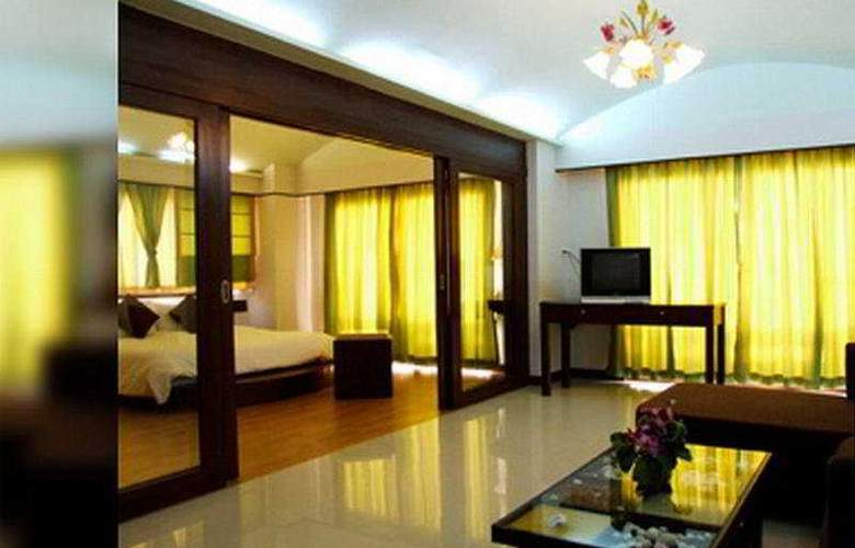 Grand Jomtien Palace Pattaya - Room - 4