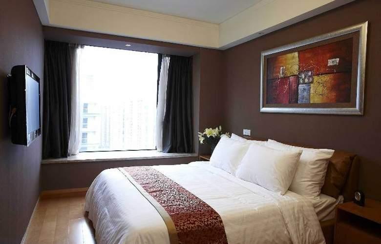 Dan Executive Apartment Guangzhou - Room - 10
