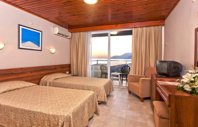 Palmiye Beach Hotel - Room - 2