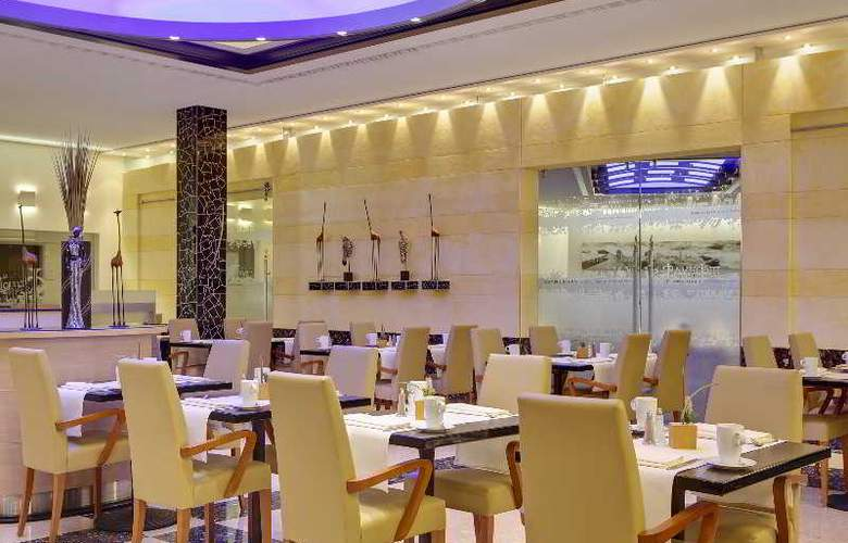 Steigenberger Airport Frankfurt - Restaurant - 14