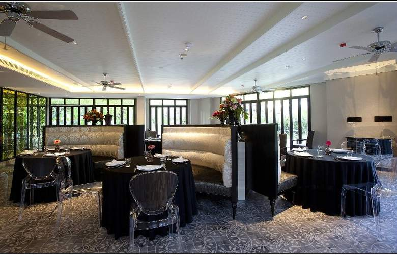 Hua Chang Heritage Hotel Bangkok - Restaurant - 3