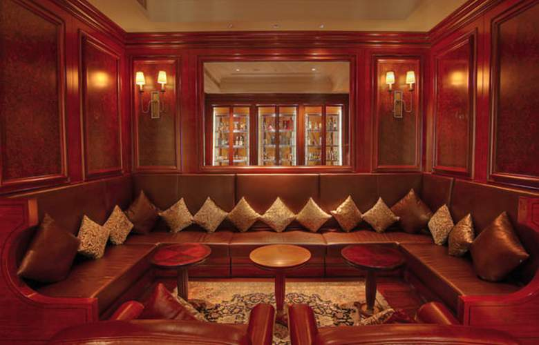JW Marriott Hotel Pune - Bar - 30