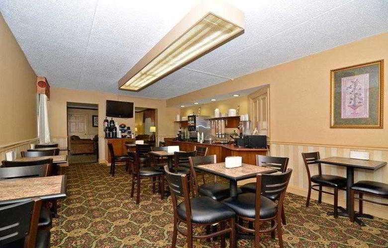 Best Western The Inn At Buffalo Airport - Hotel - 9