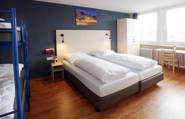 A&O Frankfurt Galluswarte Hotel - Room - 18