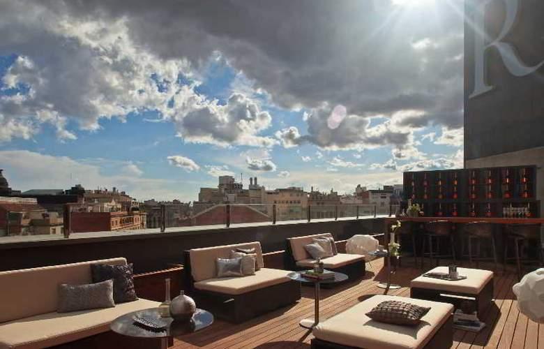 Renaissance Barcelona - Terrace - 21