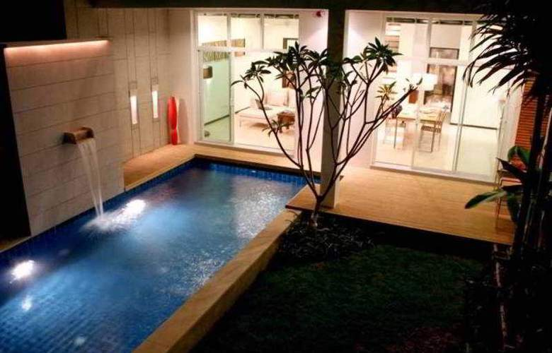 Two Villas Holiday Oxygen Style Nai Harn Beach - Pool - 11