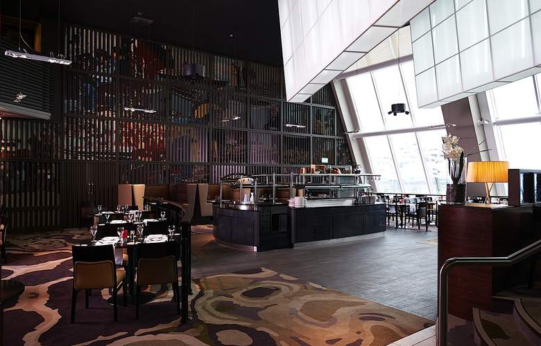 Crowne Plaza Glasgow - Restaurant - 24