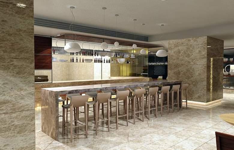 Istanbul Marriott Hotel Sisli - Restaurant - 14