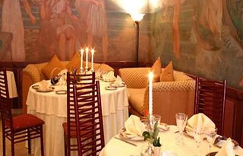 Mansour Eddahbi & Palais des Congres - Restaurant - 8