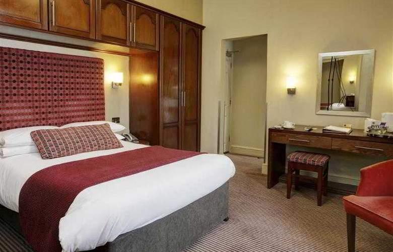 Best Western Westley - Hotel - 32