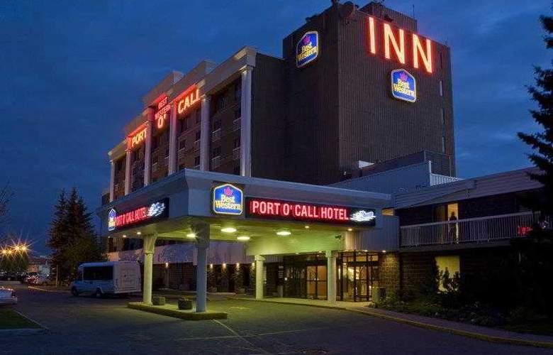 Best Western Port O'Call Hotel Calgary - Hotel - 17