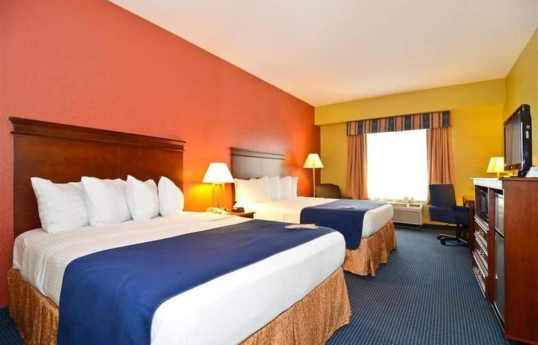 Best Western Executive Inn & Suites - Room - 116