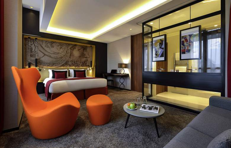 Grand Hotel La Cloche Dijon - MGallery by Sofitel - Room - 1
