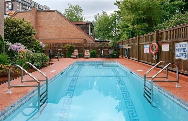 Best Western Plus Inner Harbour - Pool - 56