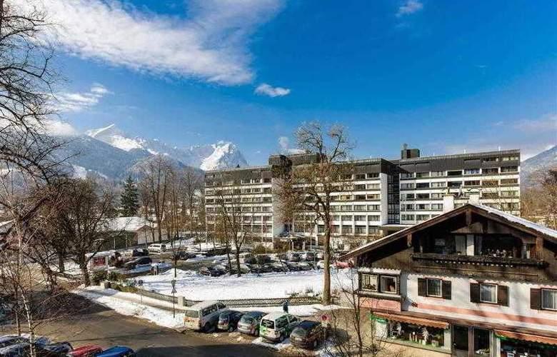 Mercure Garmisch-Partenkirchen - Hotel - 42