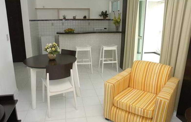 Nobile Suites Ponta Negra Beach - Room - 5