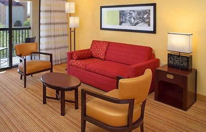 Courtyard Jacksonville Butler Boulevard - Hotel - 25