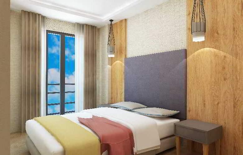 Blueway Hotel City - Room - 3