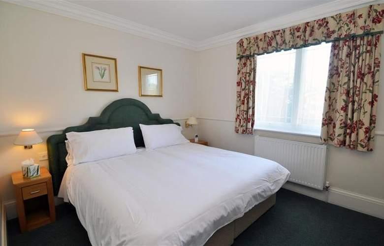 Best Western Montague Hotel - Room - 115