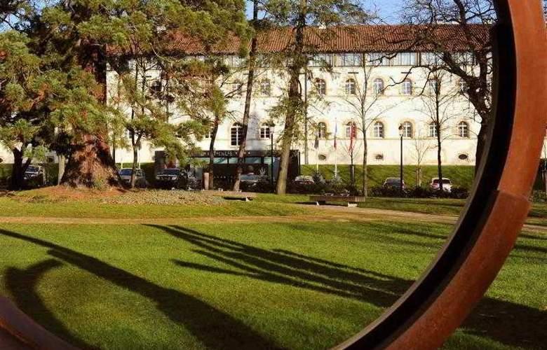 La Citadelle Metz - Hotel - 20