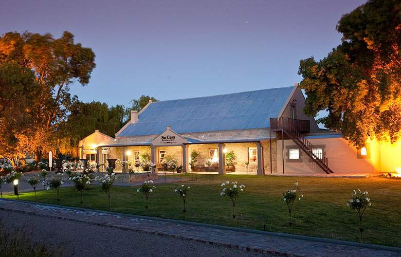 Surval Boutique Olive Estate - Restaurant - 3