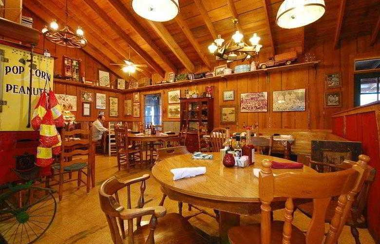 Best Western Smokehouse Lodge - Hotel - 9