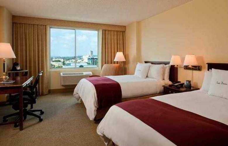 DoubleTree by Hilton Hotel Los Angeles Commerce - Hotel - 10