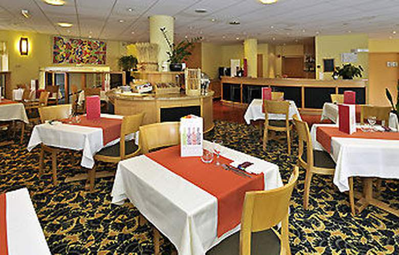 Mercure Epinal Centre - Restaurant - 4