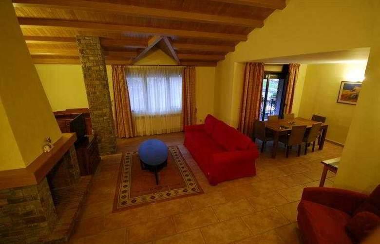 Apartamentos Sant Moritz - Room - 2