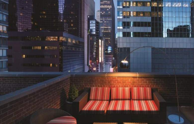 The Gallivant Times Square - Terrace - 7
