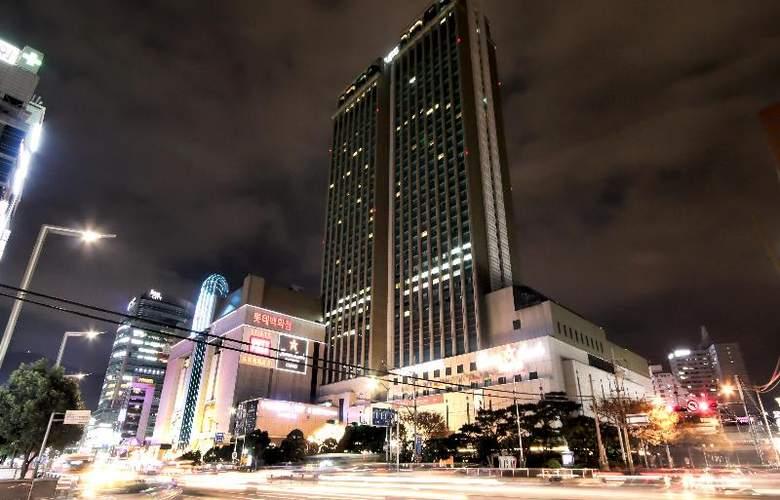 Busan Lotte - Hotel - 8