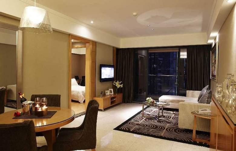 Dan Executive Apartment Guangzhou - Room - 6