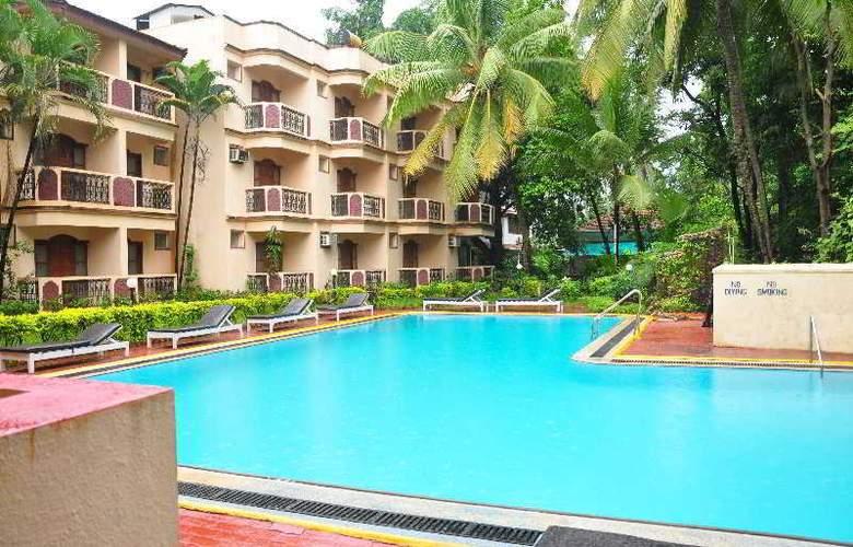 Abalone Resorts - Pool - 9