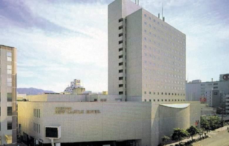 Fukuyama New Castle - Hotel - 0