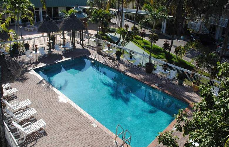 Floridian Hotel - Pool - 26