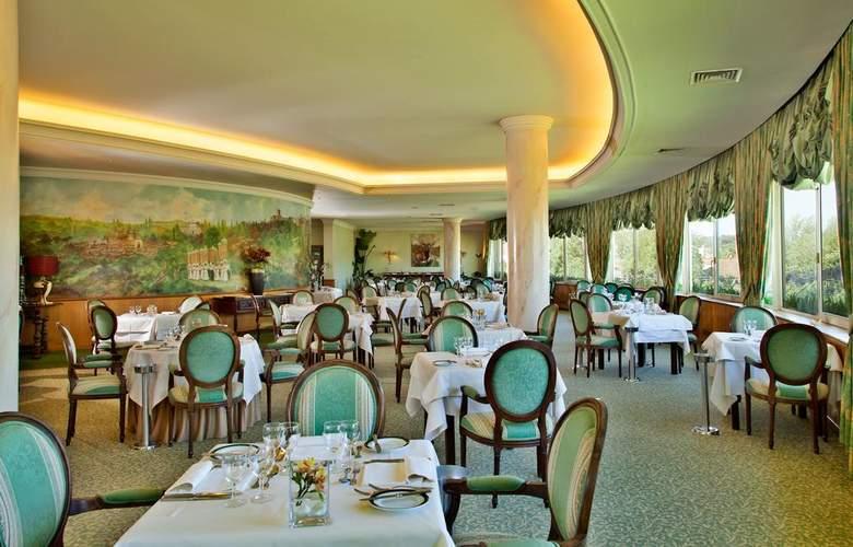 Hotel dos Templarios - Restaurant - 4