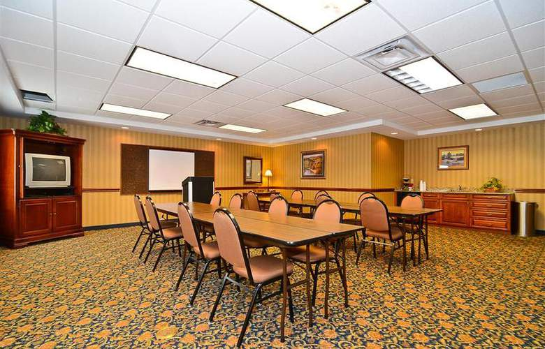 Best Western Executive Inn & Suites - Conference - 133