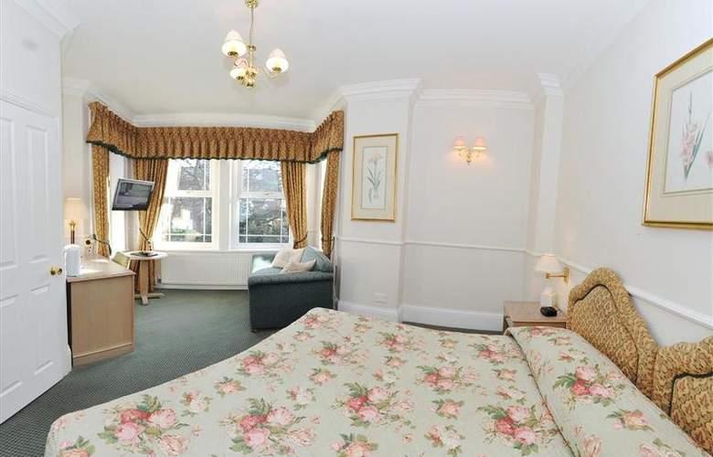 Best Western Montague Hotel - Room - 88