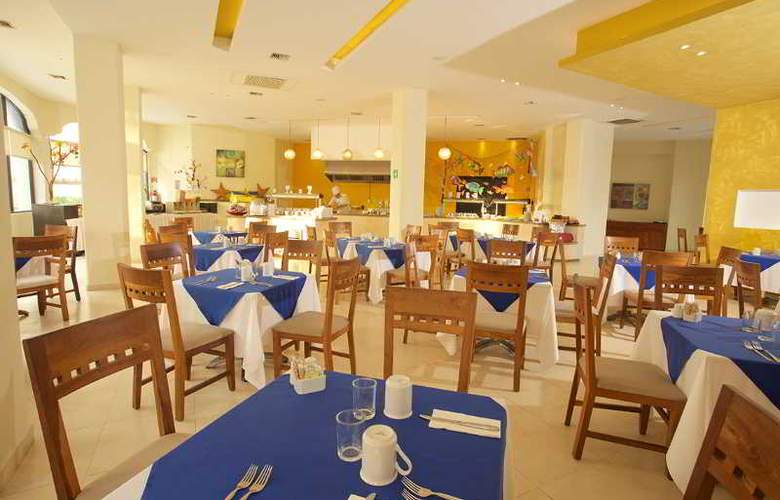 NYX Cancun - Restaurant - 24