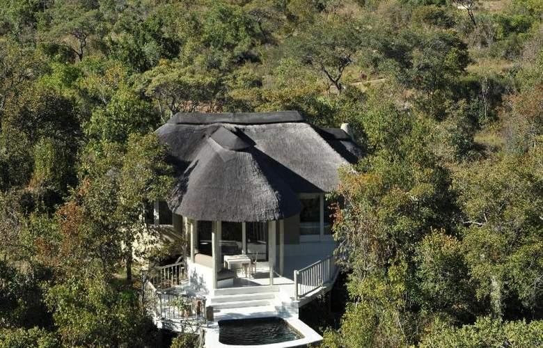 Clifftop Exclusive Safari Hideaway - Hotel - 8