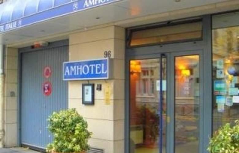 Amhotel Italie - Hotel - 0