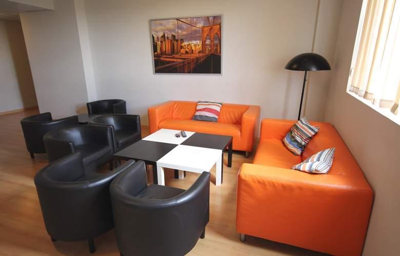 Vértice Roomspace Madrid - Room - 2