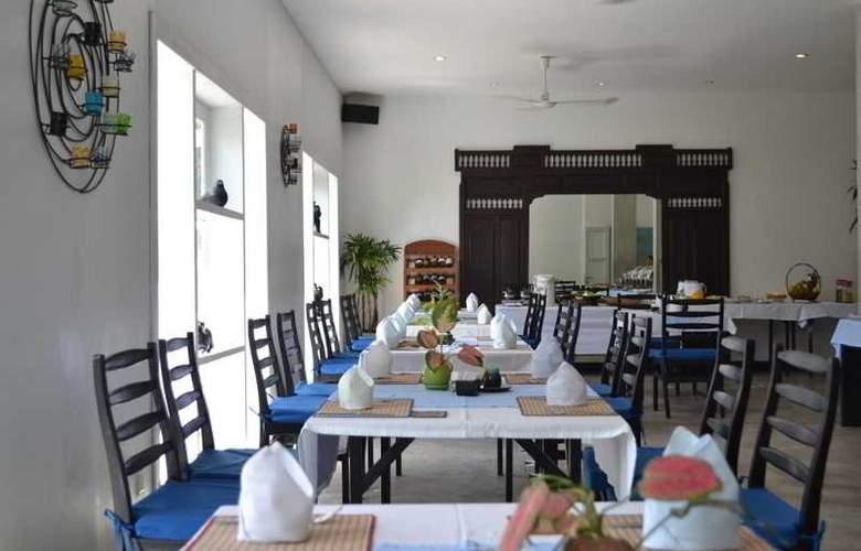 Frangipani Villa Hotel Siem Reap - Restaurant - 9